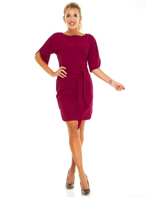 Платье цвета фуксии Exclusive. 5181234