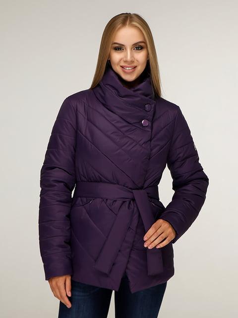 Куртка фіолетова Favoritti 5179088