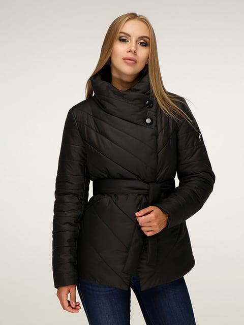 Куртка чорна Favoritti 5179091
