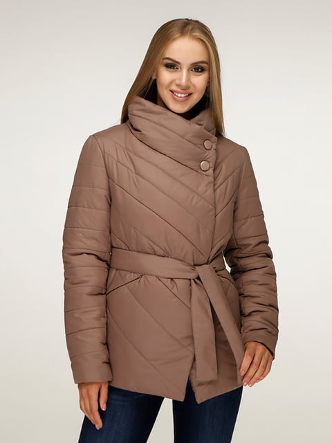 Куртка бежева Favoritti 5179094