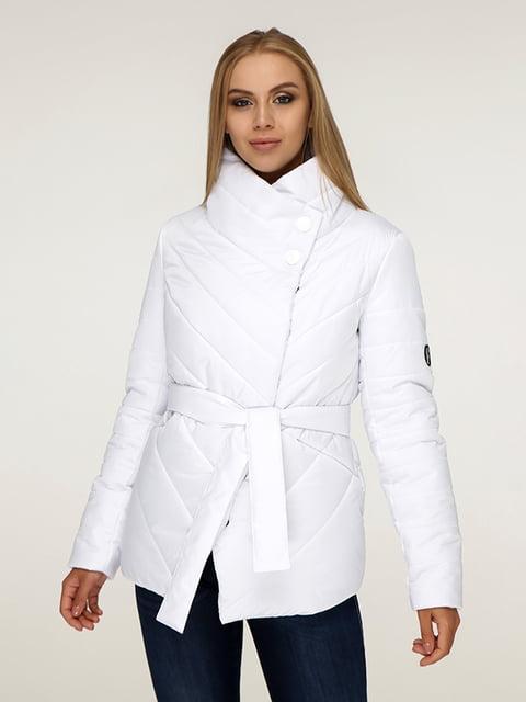 Куртка біла Favoritti 5179106