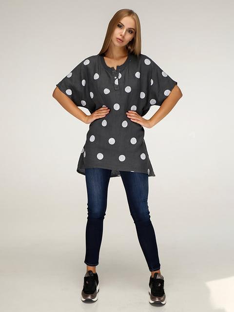 Сукня темно-сіра Favoritti 5179110