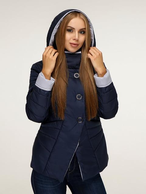 Куртка синя Favoritti 5181394