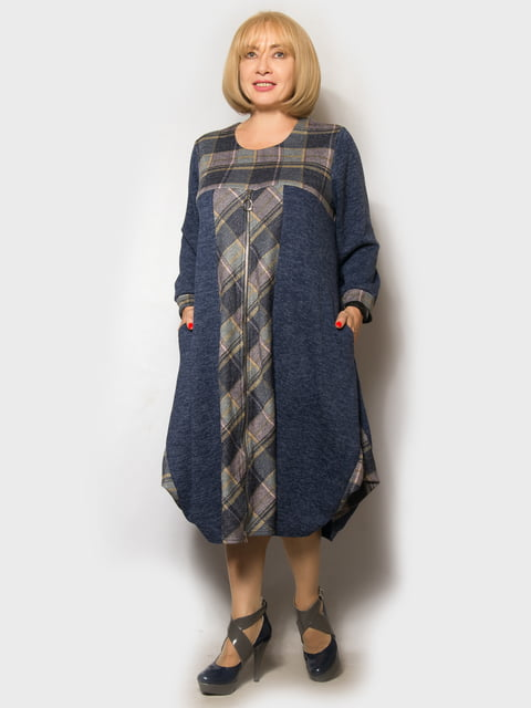 Сукня синя LibeAmore 5181632