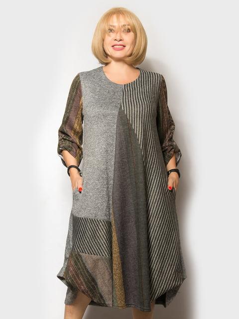 Сукня в принт LibeAmore 5181657