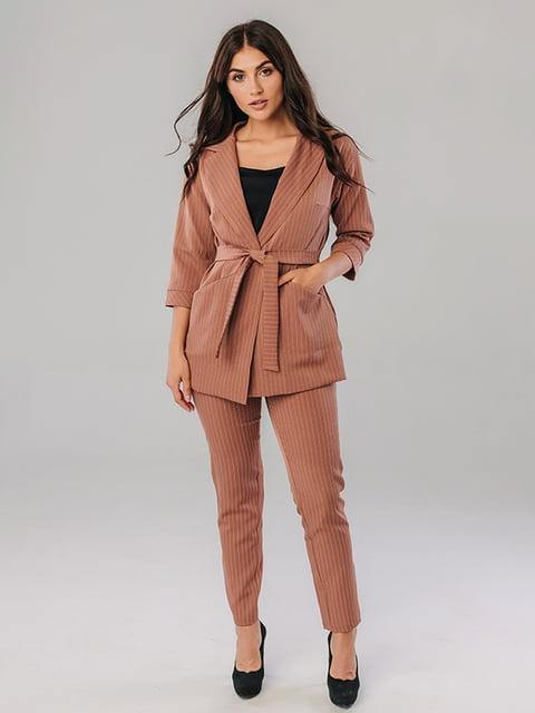 Костюм: жакет и брюки VSV 5181993