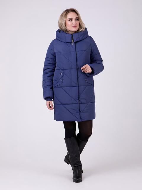 Куртка синя Almatti 5182886