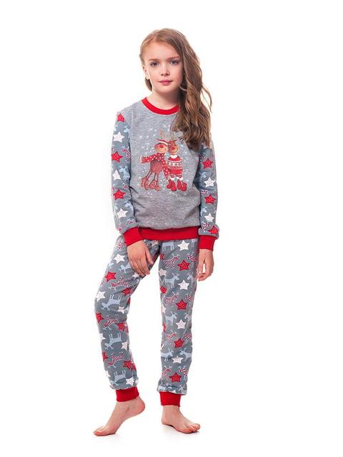Комплект домашнього одягу: футболка і штани Ellen 5182913