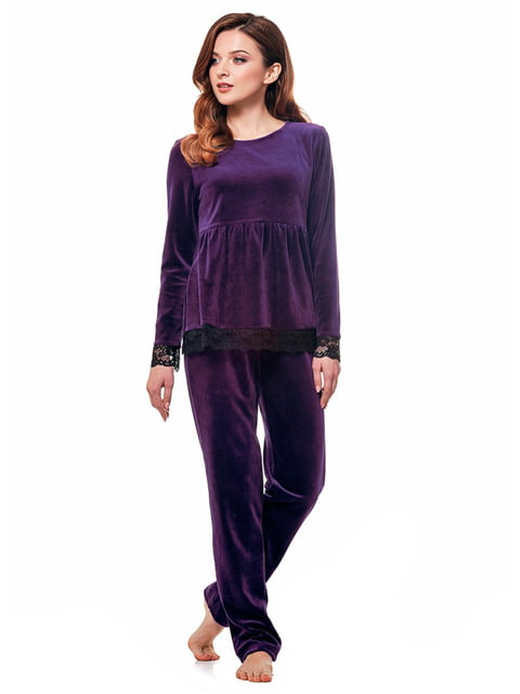 Пижама: джемпер и  брюки Ellen 5182979