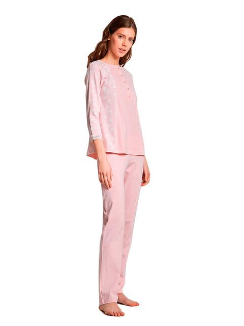 Пижама: джемпер и  брюки Ellen 5182993