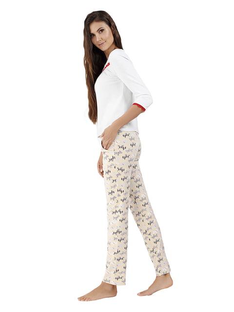Пижама: джемпер и  брюки Ellen 5182966