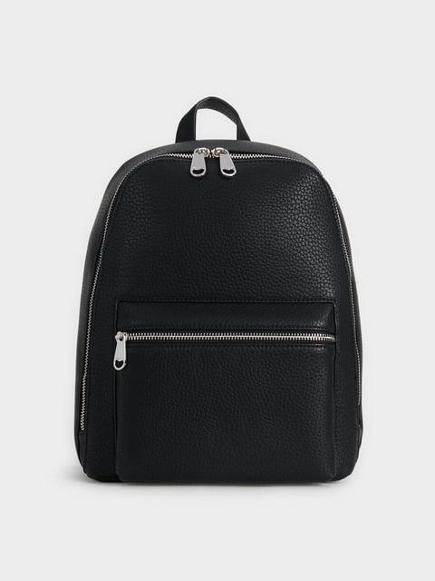 Рюкзак чорний Parfois 5166486