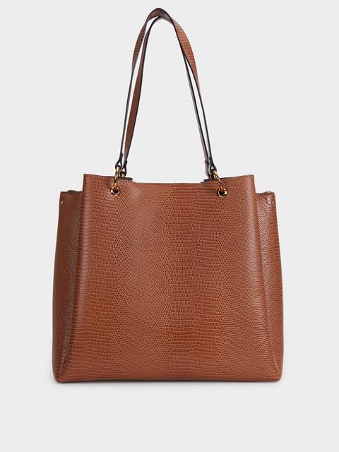 Сумка коричневая Parfois 5174615