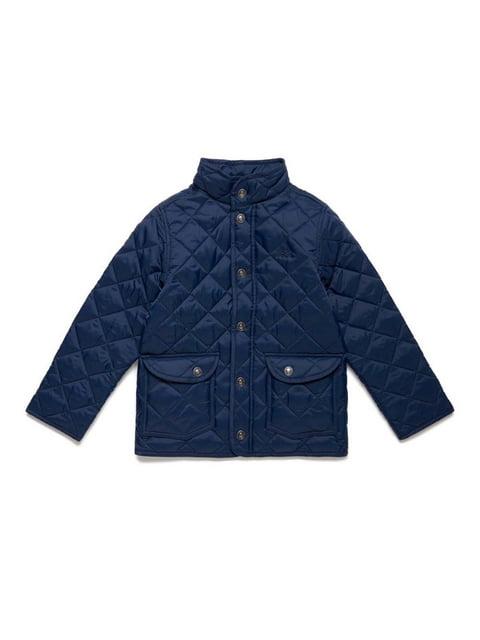 Куртка синяя Benetton 5150890