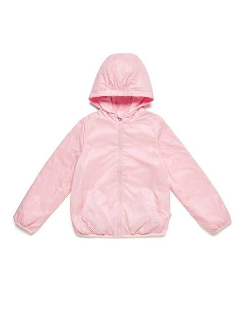 Куртка світло-рожева Benetton 5161492