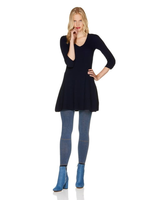 Сукня темно-синя Benetton 5165209