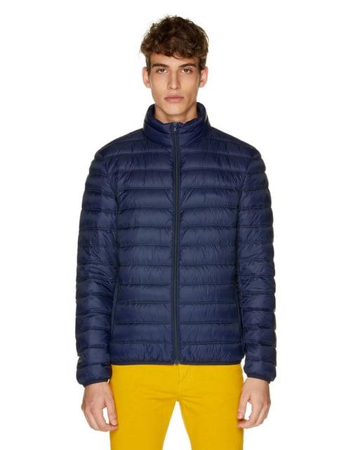 Куртка синя Benetton 5165301