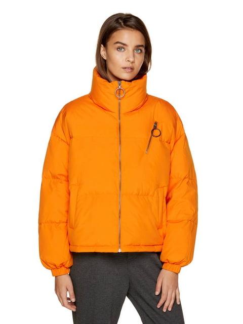 Куртка жовта Benetton 5165305