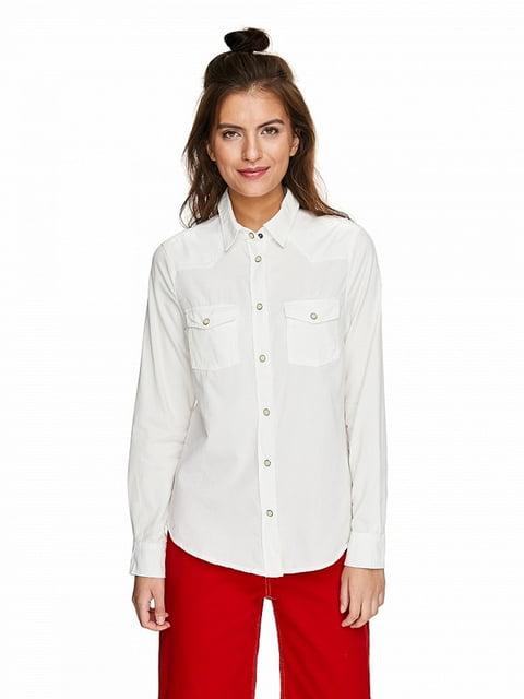 Рубашка белая Benetton 5165332