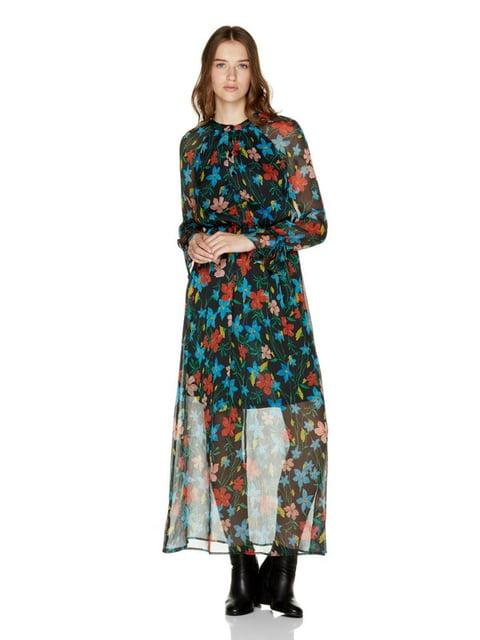 Сукня з квітковим принтом Benetton 5184148