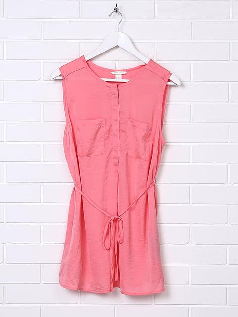 Блуза рожева H&M 5176188