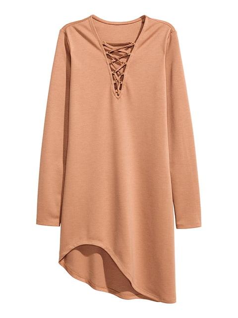 Сукня бежева H&M 5185050
