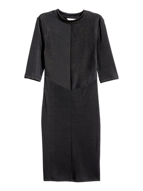 Платье черное H&M 5185059