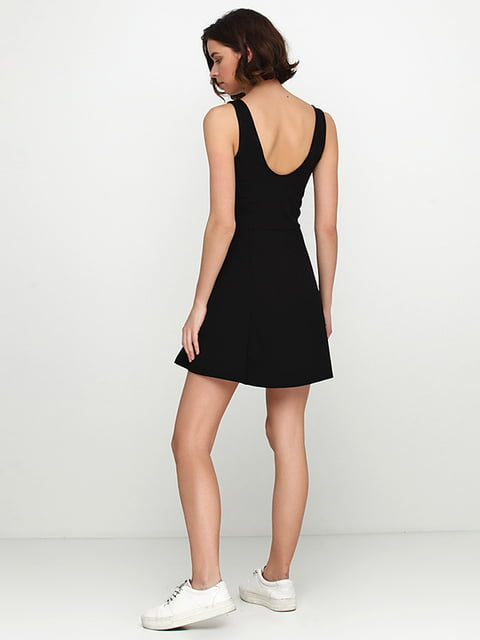Платье черное H&M 5185086