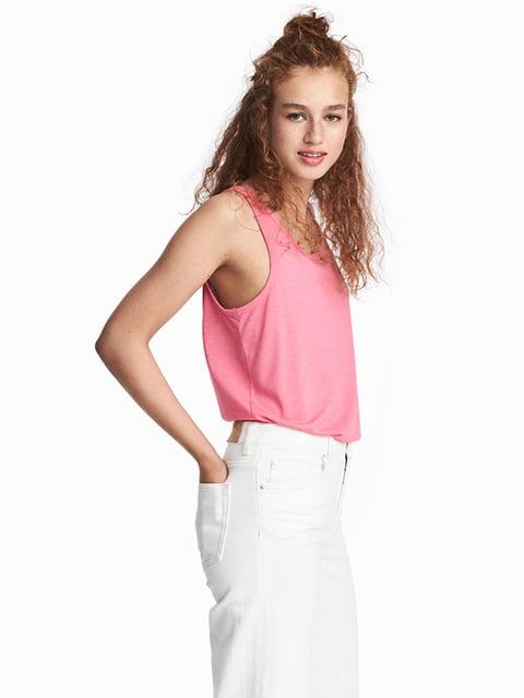 Майка рожева H&M 5185097