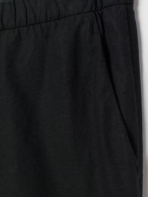 Шорты черные H&M 5185100