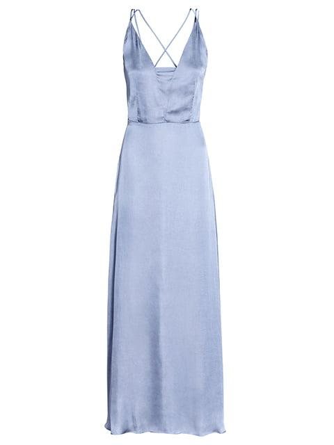 Платье голубое H&M 5185116