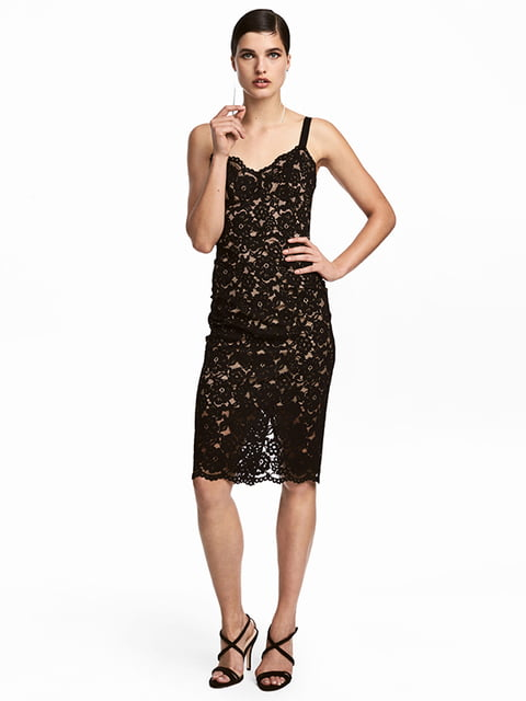 Сукня чорна H&M 5185211