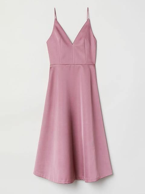 Сукня лілового кольору H&M 5185398