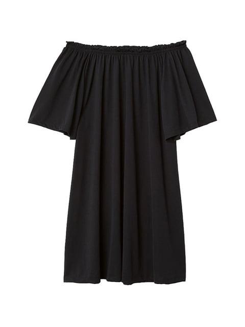 Платье черное H&M 5185410