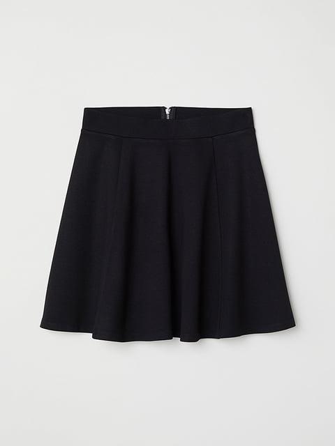 Юбка черная H&M 5185438