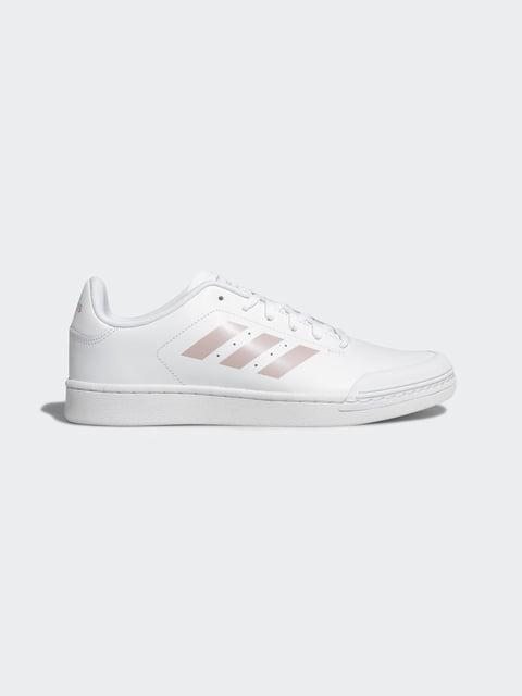 Кроссовки белые Adidas 5183185