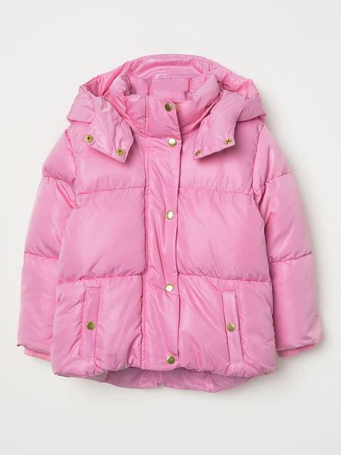 Куртка розовая H&M 5186880