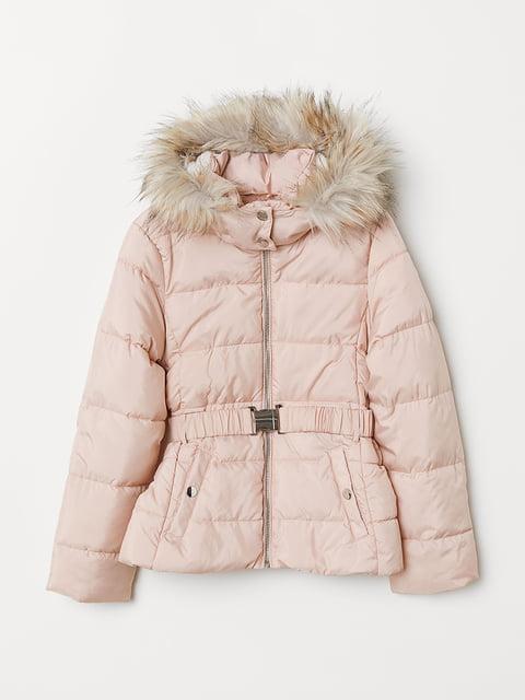 Куртка цвета пудры H&M 5186882