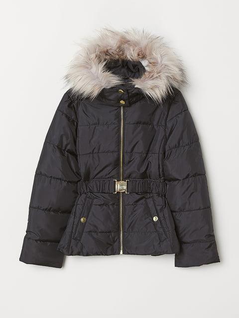 Куртка черная H&M 5186883