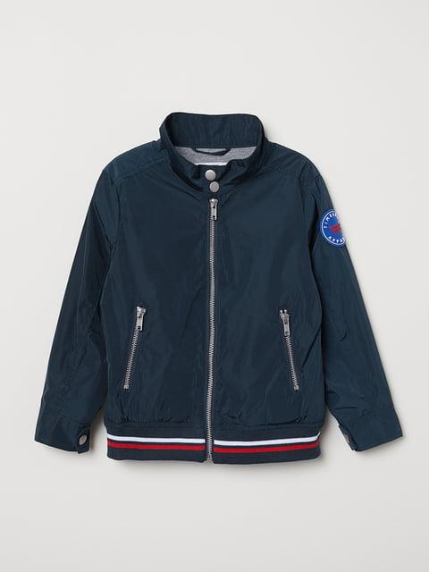 Куртка синяя H&M 5186912