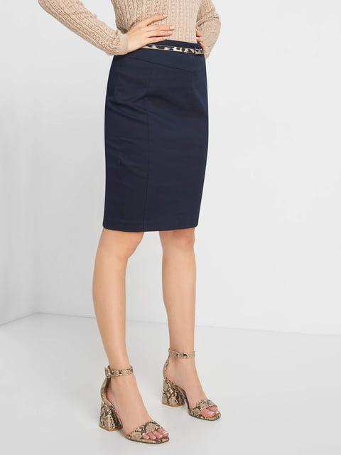 Спідниця темно-синя Orsay 5187155