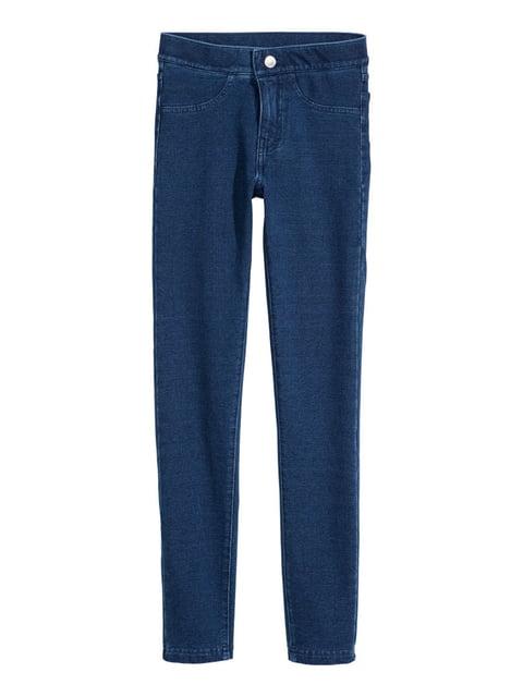 Джеґінси сині H&M 5186641
