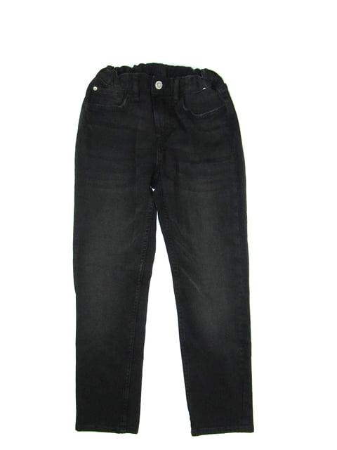 Джинсы черные H&M 5186659