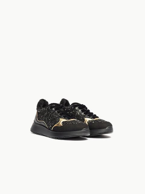 Кроссовки черные Liu Jo 5181263