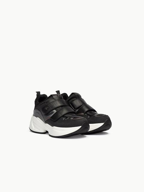 Кроссовки черные Liu Jo 5181268