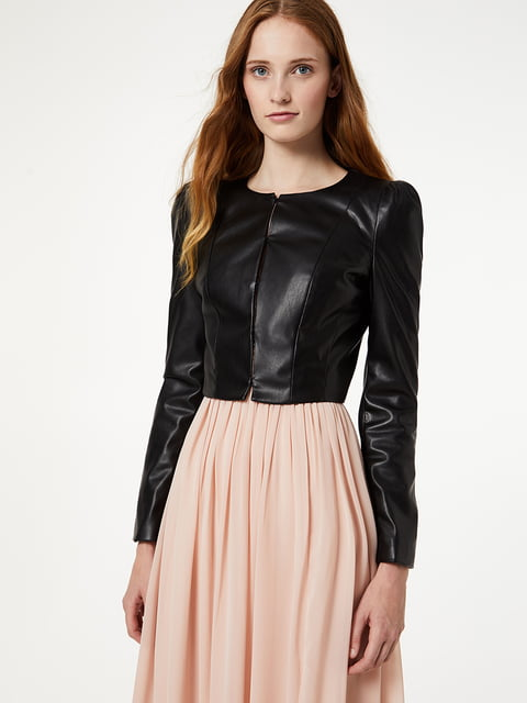 Куртка чорна Liu Jo 5181314