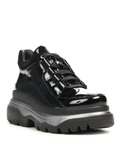Кросівки чорні Maurizi 5169499