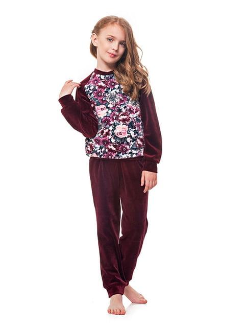Комплект: свитшот и брюки Ellen 5182906