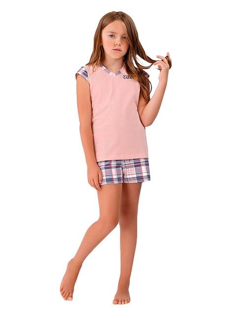 Комплект: футболка и шорты Ellen 5182909