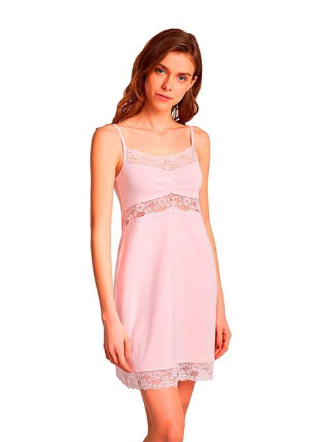 Ночная рубашка розовая Ellen 5182989